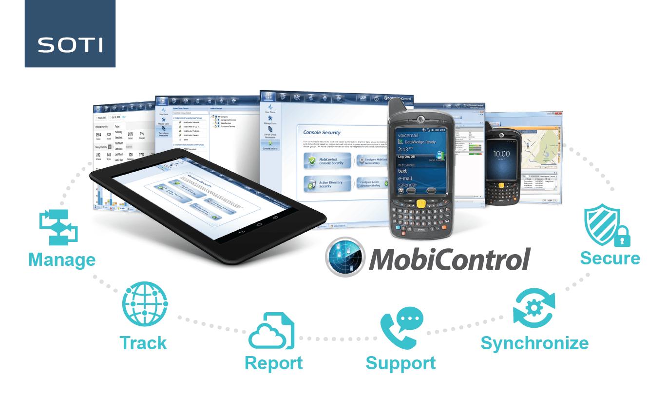 Soti Mobicontrol Mobile Device Management